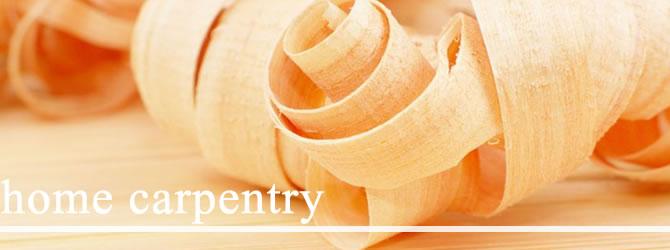 Associate Home Carpentry