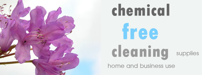 Chemical Free Cleaning