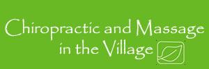 Chiropractic & Massage in the Village