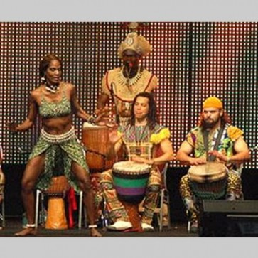 Non Interactive Entertainment Drumming