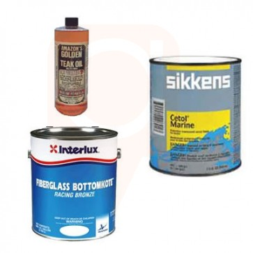 Boat Paints and Varnishes