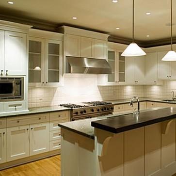 Custom Kitchen & Bathroom - Design & Installation