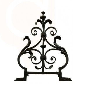 Antique Iron Work - Indoor and Outdoor
