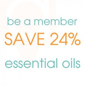 24 % OFF  Essential Oils  - Be a Member