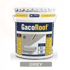 Gaco Roofing Repair Five Gallon GREY