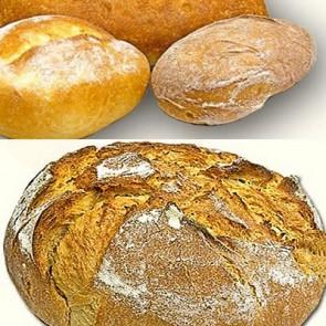 Artisan European Breads - Broa de Milho (Corn Bread)