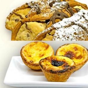 Portuguese Pastries - Pastel de Nata