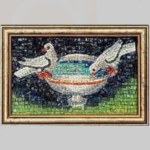 Birds Ravenna Mosaics
