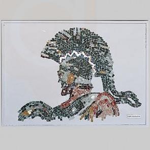300 Spartans Mosaic
