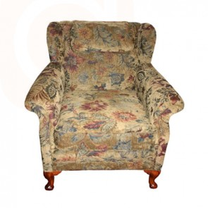 Custom Chair Upholstery