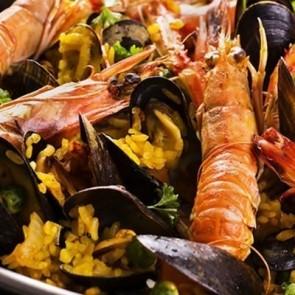 Seafood Platters - Seafood Menu