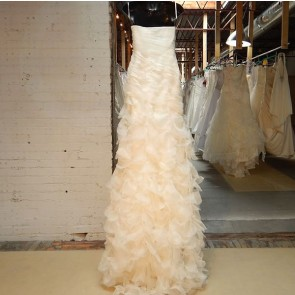 JASMINE - Vera Wang Wedding Dress - Size 10 - Ivory