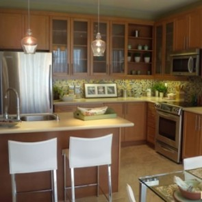 Kitchen Custom Cabinetry