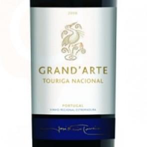 Grand d'arte Touriga Nacional 2008 - Red Wine