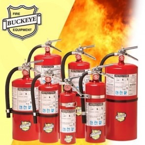 ABC Dry Chemical - Fire Extinguishers