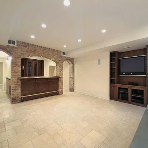 Residential Basement Refinishing