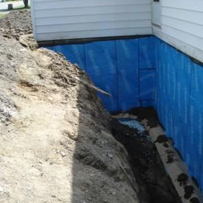 Foundation Waterproofing - Basement