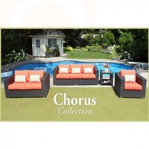 Resin Wicker Serie- Chorus Collection