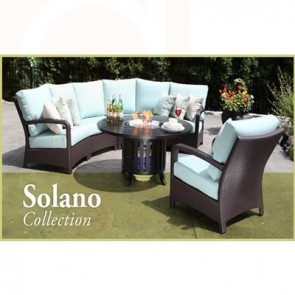 Resin Wicker Serie- Solano Collection