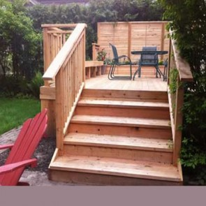 Beautiful Cedar Decks / Patios