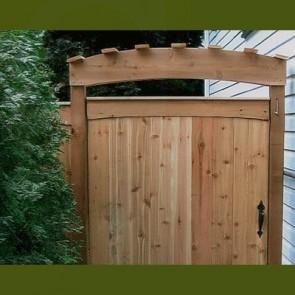 Cedar Wood Gates