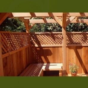Stunning Cedar  Pergolas