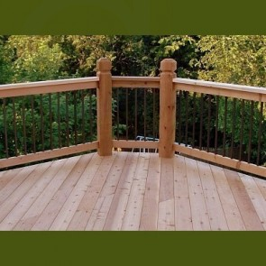 Deck Railings Custom Designed