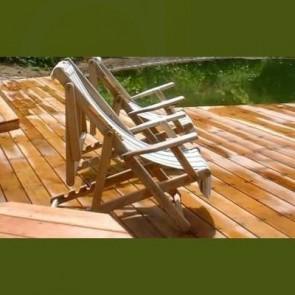 Beautiful Cedar Decks