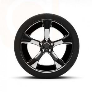 Car Tire & Rim Installation
