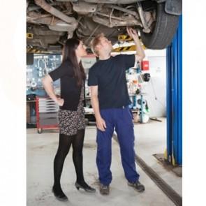 Car Suspension Overhaul
