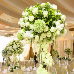 Wedding Reception Centrepieces