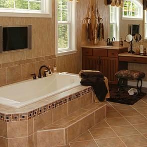 Ceramic Tile Installations