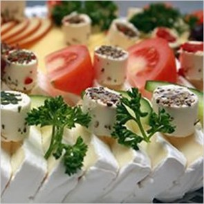 Party Cheese and Antipasto Platters