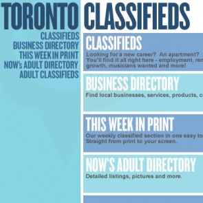Toronto Classifieds