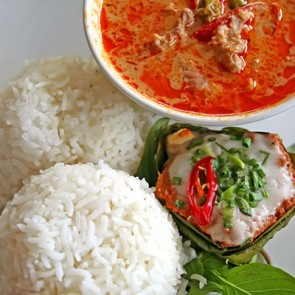 Thai Combo Dishes