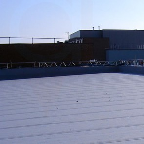 Commercial Rubber / Membrane Roofing