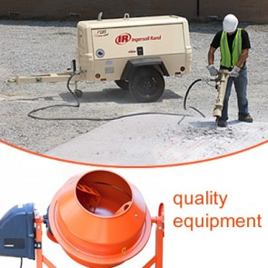 Concrete Equipment Rental