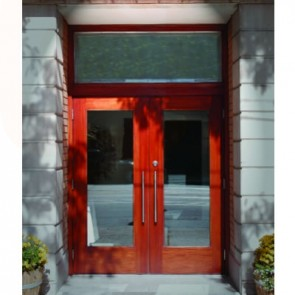 Contemporary Wood  Door Systems