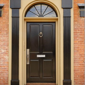 Custom Fitted Doors