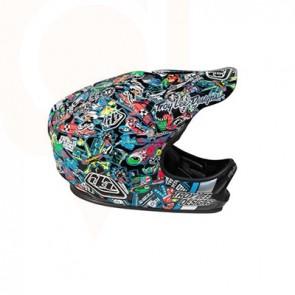 Troy Lee Designs- 2010 D2 Helmet