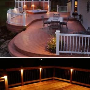 Deck Patio Lighting