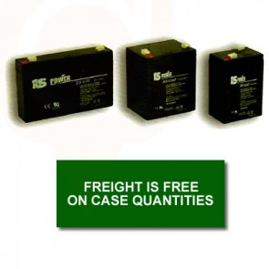Emergency Light Batteries