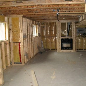 Energy Efficient Basement Renovation