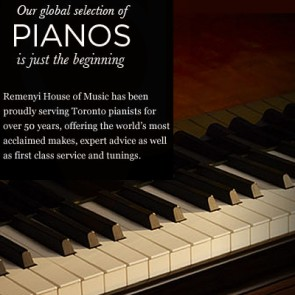 Handcrafted European Pianos