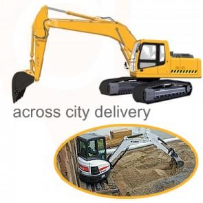 Excavation Equipment Rental