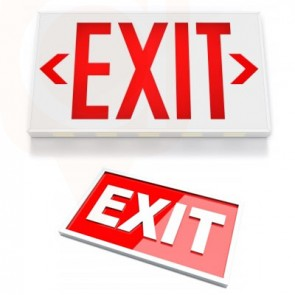 Exit and Emergency Lights / Signs