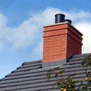 Residential Chimney Vent and Flashing Repairs
