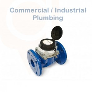 Commercial Industrial Plumbing - Emergency and New Projects