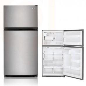 LG Fridge Top Freezer with Bottom Fridge