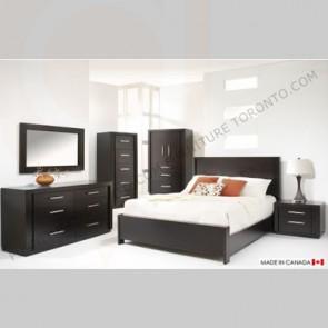 5 PC Queen Bedroom Set